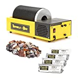 Tumble-Bee Rotary Rock Tumbler | Includes Rock Grit Polish Kit | Model TB-14, 1X4LB Barrel