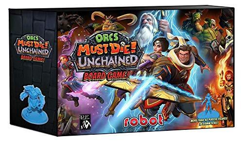 Petersen Games Orcs Must Die! Unchained Edition (Orcs Must Die Best Traps)
