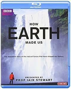 How Earth Made Us [Reino Unido] [Blu-ray]