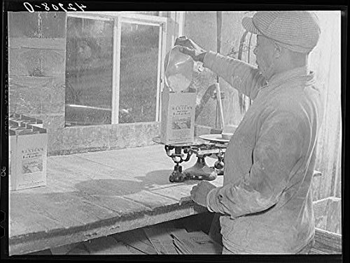 HistoricalFindings Photo: Usquepaugh,Washington County,Rhode Island,RI,Kenyon's Johnnycake Flour Mill,1