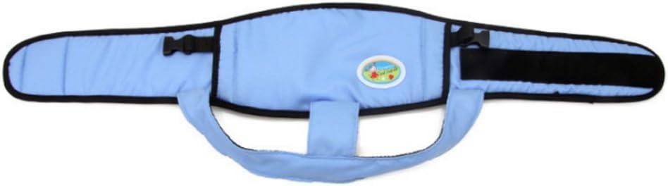 Cinturón de seguridad portátil para silla de comer de bebé, con ...