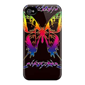 UtMYcxV2510oBPdd Richavans Awesome Case Cover Compatible With Iphone 4/4s - Butterfly1
