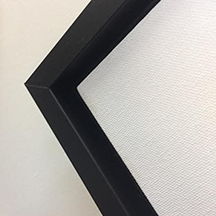 Amazon.com - Black Floater Picture Frame 1 3/8\