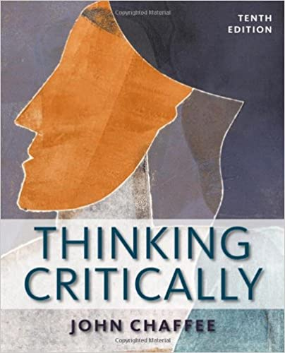 Thinking critically available titles aplia john chaffee thinking critically available titles aplia 10th edition fandeluxe Image collections