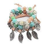 Luxsea Bracelet Bohemian Retro Charm Bracelet Handwork Weaving Women Trendy Bracelet Anklets Summer Beach Accessories Gift