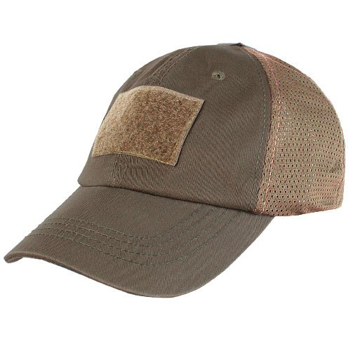 Condor Tactical Mesh Cap Coyote Brown ()