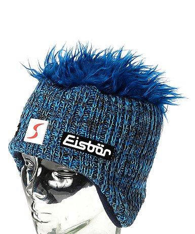Eisbär Mütze Gisbert SP blau