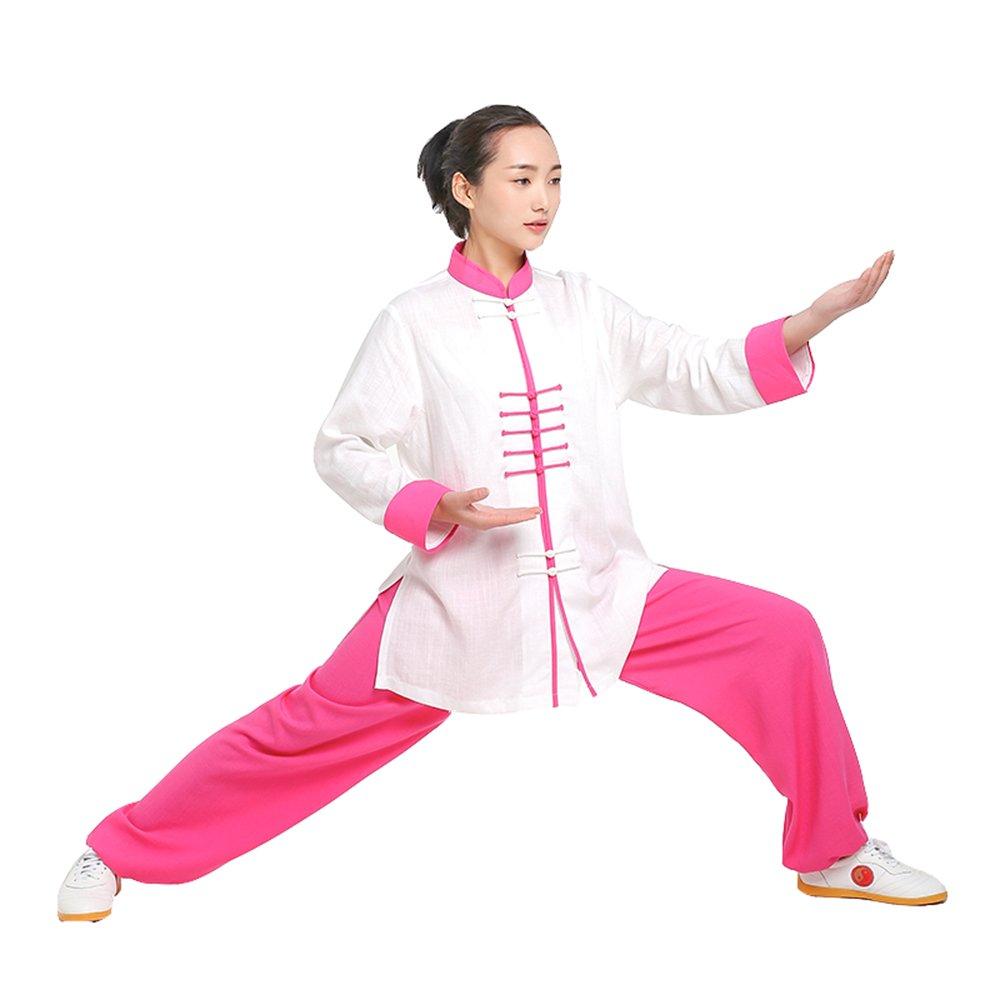 De la Mujer Kung Fu traje de Tai Chi Uniform Wushu ZooBoo