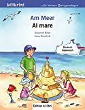 Am Meer: Kinderbuch Deutsch-Italienisch