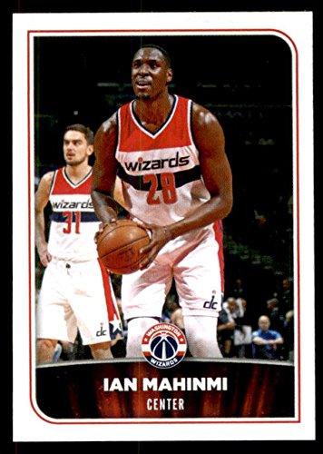 2017-18 Panini Stickers #188 Ian Mahinmi - NM-MT