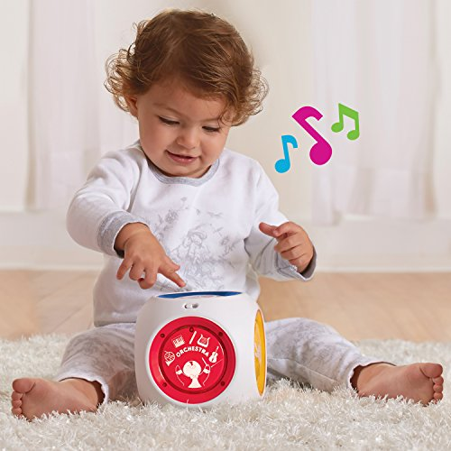 Munchkin Mozart Magic Cube 0 Months 1 Cube Toy