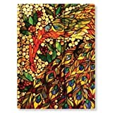 Stained Glass Journal (Diary, Notebook) (Magnetic Closure)