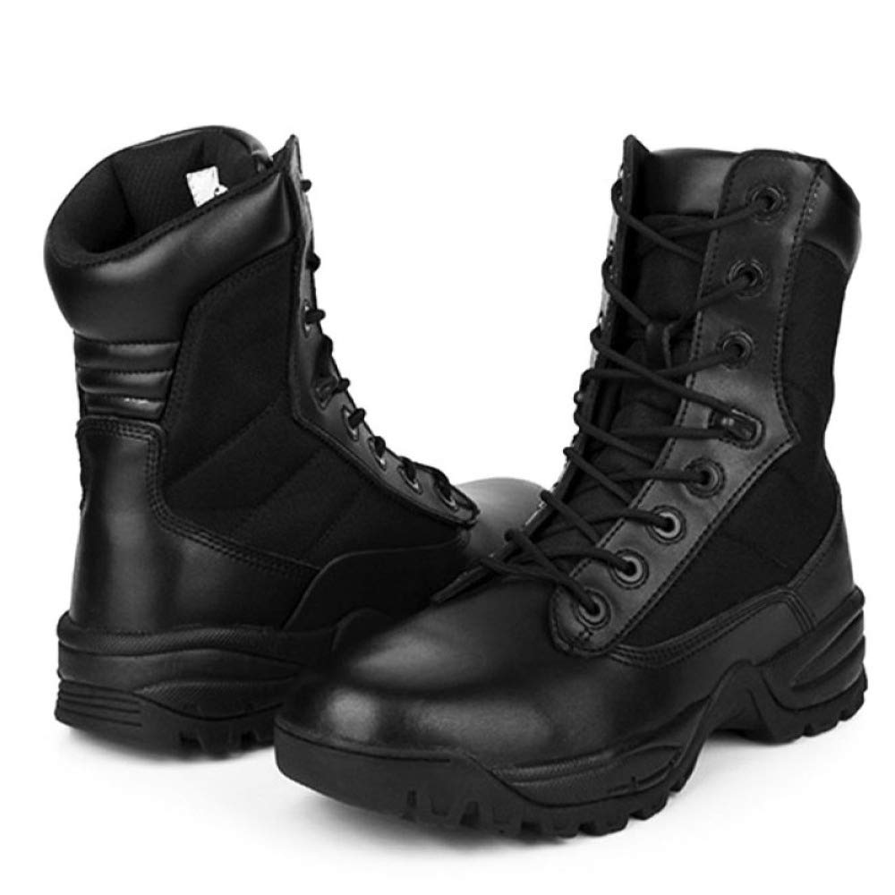 Mens Military Tactical Boots Lightweight Breathable High Help Desert Army Boots