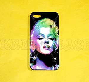 Krezy Case iPhone 6 Plus case, iPhone 6 Plus Case, Marilyn Monroe iPhone 6 Plus Cover, iPhone 6 Plus 5.5 inch case, iPhone 6 Plus Case, Cute iPhone 6 Plus Case