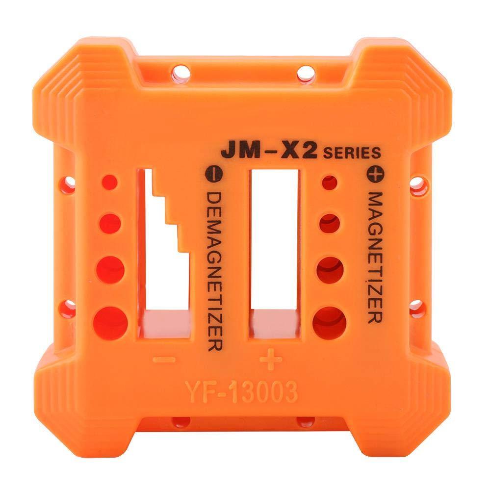 Dé magné tiseur de pré cision Magné tiseur Outil magné tique pratique et portatif pour embouts de tournevis Embouts de vis FTVOGUE