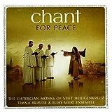 Cistercian Monks Of Stift Heiligenkreuz: Chant For Peace [CD] by Cistercian Monks Of Stift Heiligenkreuz