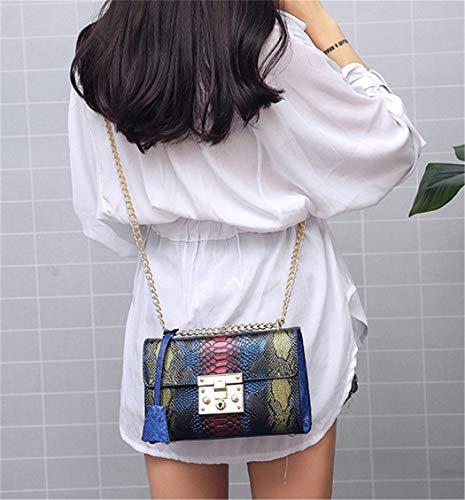 Small Mujer Para Mochila Morado Bolso Azul Yixin gZxOnCwX