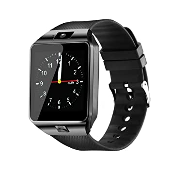 FFHJHJ Reloj Inteligente Smart Watch Bluetooth Smartwatch ...