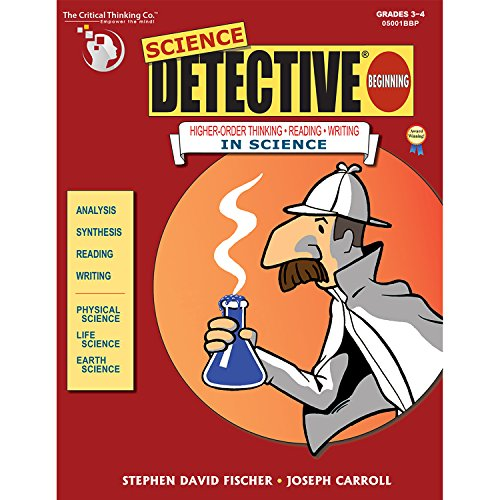 Science Detective® Beginning (Teaching Middle School Students To Analyze Text)