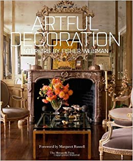 artful decoration interiors by fisher weisman