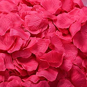 Artificial Dried Flowers - 100pcs Multicolor Artificial Silk Rose Petals 39 S Day Wedding Festival Party Confetti Decor - Artificial Flowers Dried Artificial Dried Flowers Rose Silk Fabr 57