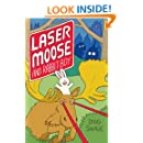 Laser Moose and Rabbit Boy (Laser Moose and Rabbit Boy series, Book 1) (Amp! Comics for Kids)