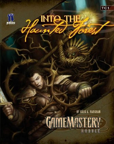 GameMastery Module: Into the Haunted Forest