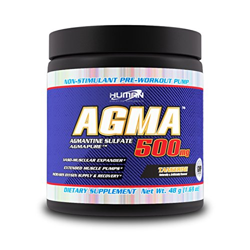 Human Evolution Supplments AGMA 500 TANGERINE 30/SERV