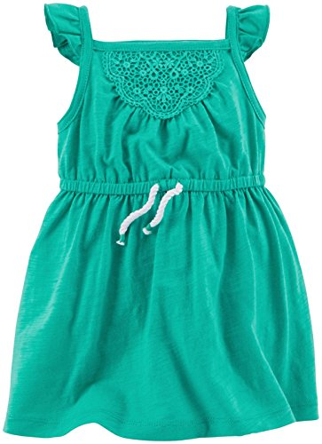 Carters Baby Girls Embroidered Dress