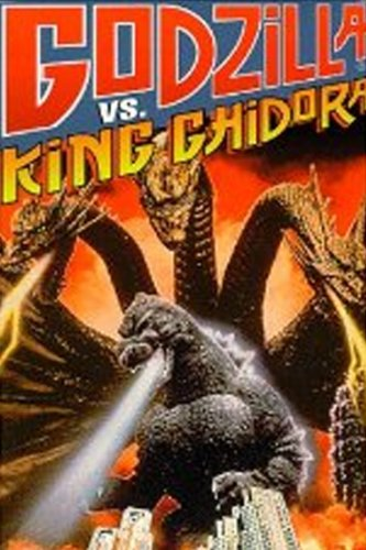 Godzilla vs. King Ghidorah (1991) (Movie)