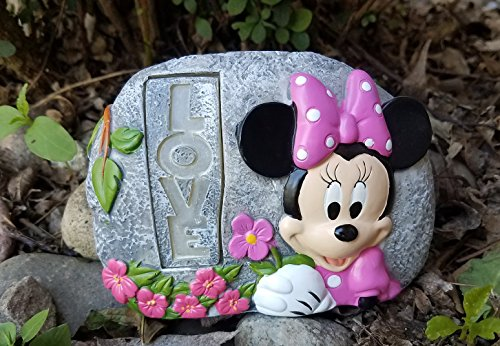 Mickey And Minnie Mouse Solar Lights