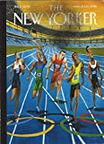 img - for The New Yorker Magazine Aug 8 & 15, 2016 book / textbook / text book
