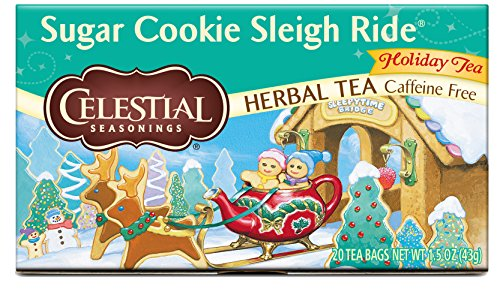 Celestial Seasonings Herbal Cookie Sleigh product image