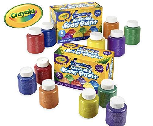 Crayola Washable Glitter Exclusive Stocking product image
