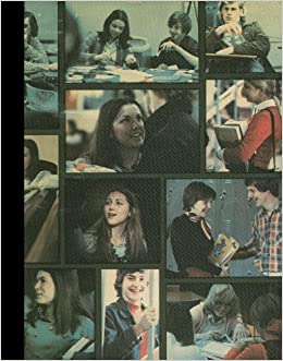 Reprint 1974 Yearbook Anderson High School Cincinnati Ohio