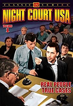 Night Court Usa: Volume 1 0