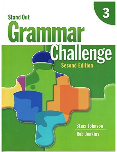 Stand Out Grammar Challenge 3, 2nd Edition