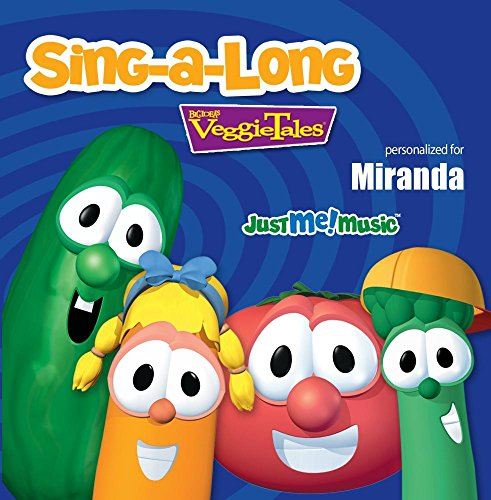 Sing Along with VeggieTales: (Miranda Sings Store)