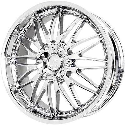 Amazon com: Verde Custom Wheels Regency Chrome Wheel (20x7 5