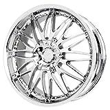 Verde Custom Wheels Regency Chrome Wheel (17x7.5''/5x4.5'')