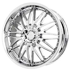 "Verde Custom Wheels Regency Chrome Wheel (17x7.5""/4x100 mm)"