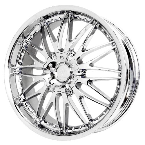 Verde Custom Wheels Regency Chrome Wheel (17x7.5''/5x4.5'') by Verde Custom Wheels