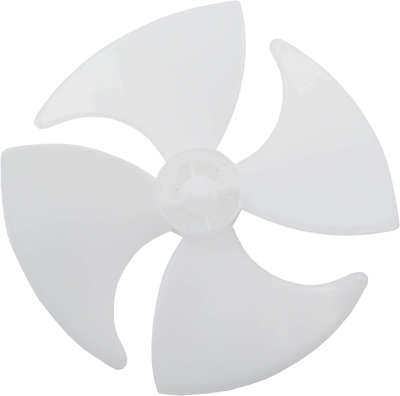 Supplying Demand 2169142 Refrigerator Evaporator Fan Motor Blade Replaces 8170544, 8208312