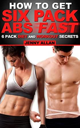 How To Get Six Pack Abs - 6 Pack Diet and Workout Secrets (English ...