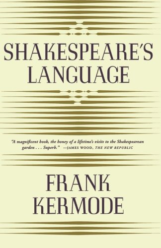 Shakespeare's Language by Farrar, Straus and Giroux