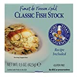 More Than Gourmet Fumet De Poisson Gold Fish Fumet, Classic Fish Stock, 1.5 Ounce Package