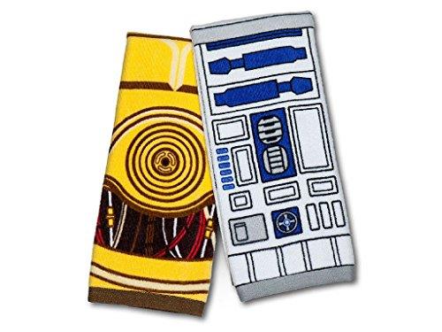 Star Wars Items (Star Wars R2-D2 & C-3PO Hand Towel Set)
