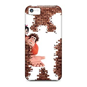 iphone 6 Skin phone cover shell For phone Fashion Design Collectibles wreck it ralph animation movie
