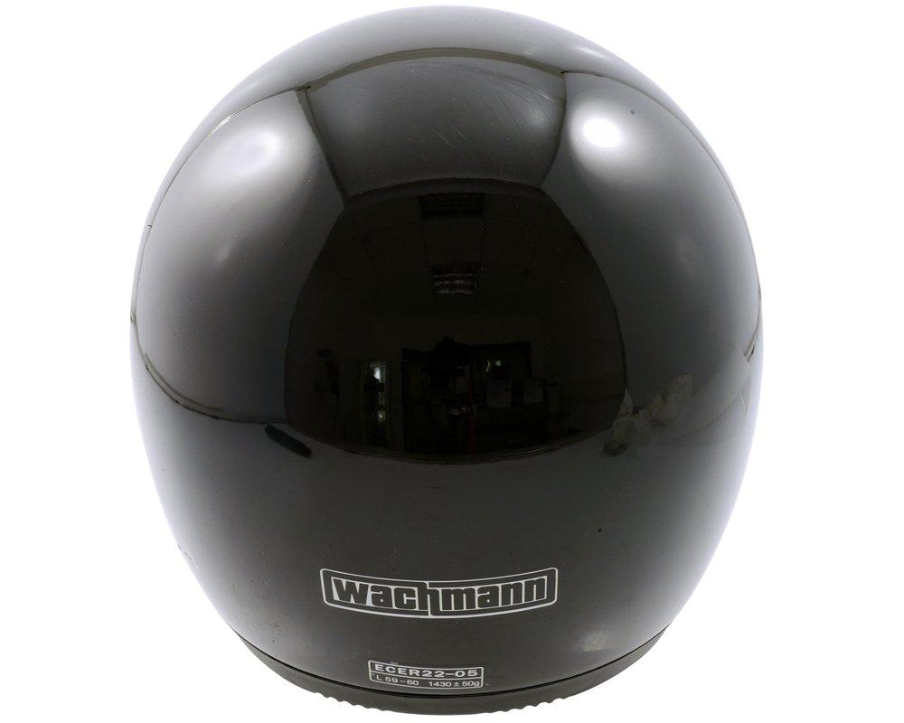 Gr/ö/ße L Motorradhelm WACHMANN WA-10 Gladiator rot grau//schwarz Integralhelm Rollerhelm