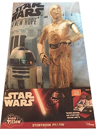 Storybook Pillow: Star Wars: A New Hope 5925381